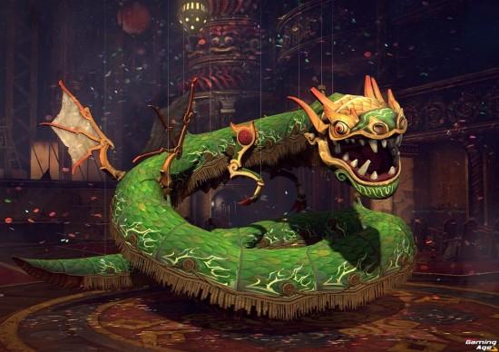Castlevania LOS2 Art_ToyDragon