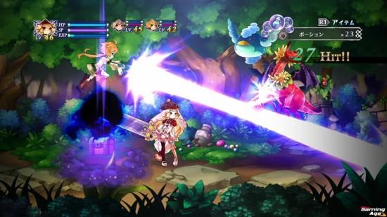 battle princess arcadias 1
