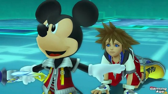 Kingdom Hearts 2.5 remix recoded_13