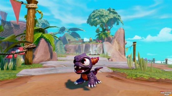 Skylanders Trap Team_Mini_Spry