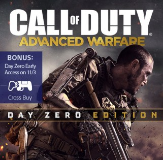 Call of Duty Advanced Warfare Cross-Buy