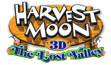 Harvest-Moon-The-Lost-Valley logo