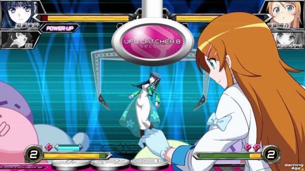 Dengeki Bunko Fighting Climax_2