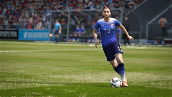 EA SPORTS FIFA 16 - Alex Morgan