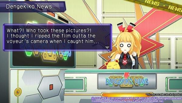 Hyperdimension Neptunia U 2