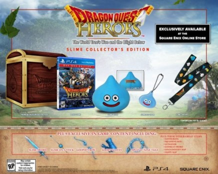 DQH PS4 Slime CE