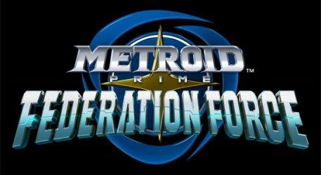 Metroid-Prime-Federation-Force logo