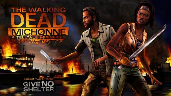 Walking Dead Michonne Ep2