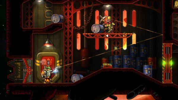 SteamWorld Heist 2