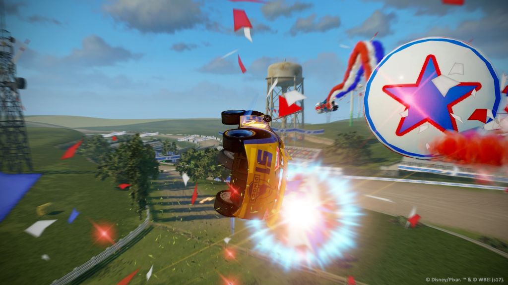 Buckle In For A New Cars 3 Driven To Win Gameplay Trailer Batch