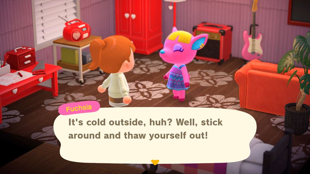 Nintendo shows us how to ruin a room's design : ac_newhorizons on Animal Crossing Bedroom Ideas New Horizons  id=63526
