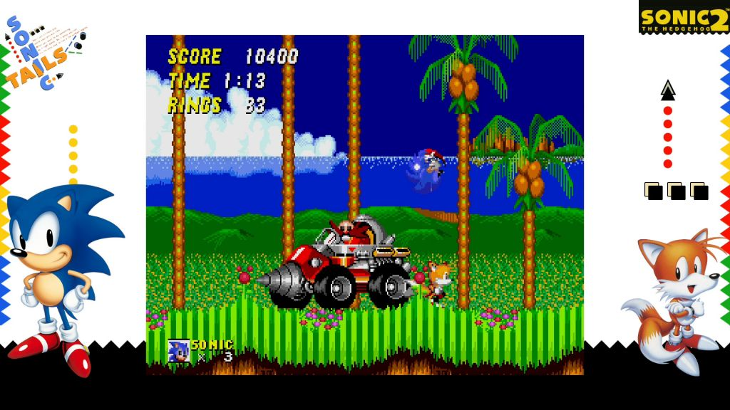Sega Ages Sonic The Hedgehog 2 Review For Nintendo Switch Gaming Age