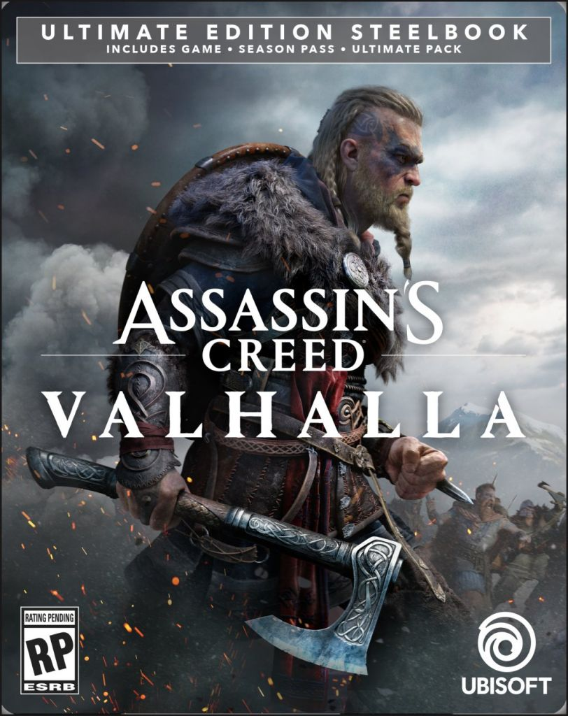 Assassin S Creed Valhalla Full Announcement Screens Pre Order Details Gaming Age