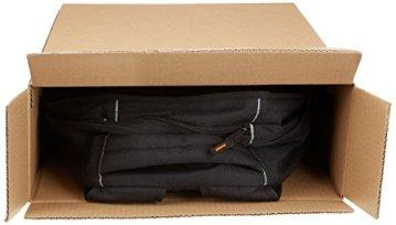 AmazonBasics Laptop-Rucksack geeignet für 43,2 cm (17 Zoll) - 7