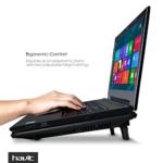 Laptop Kühler test