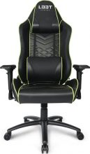 L33T E-Sport Gaming Chair – Grön
