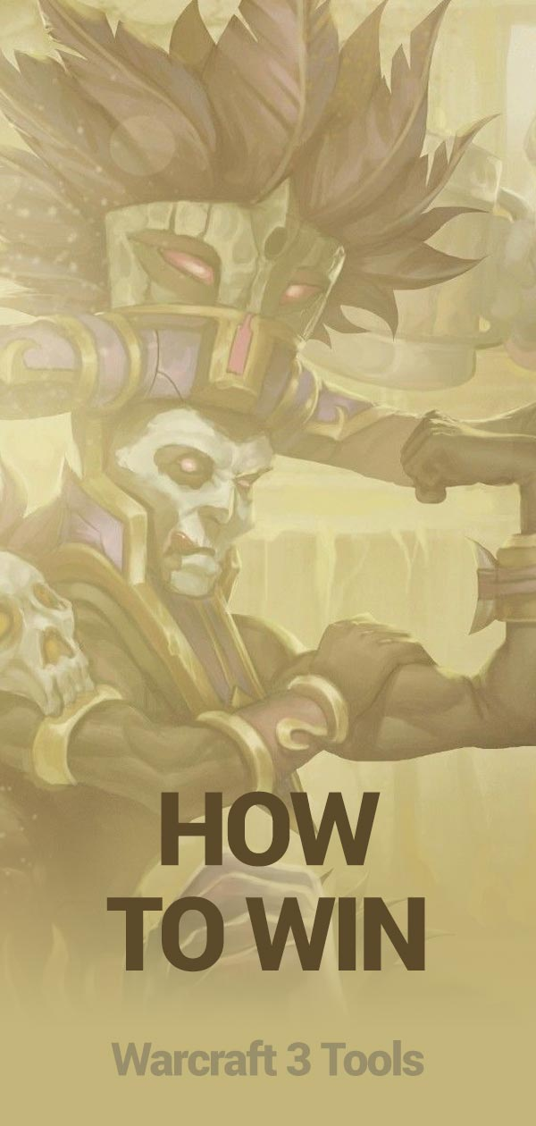 Warcraft 3 Guides