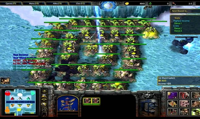Wintermaul Warcraft 3 Map Download Warcraft 3