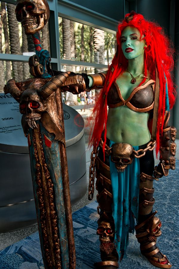 Warcraft 3 Cosplay Top 50 Anime Cosplay