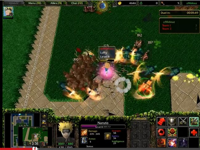 Warcraft 3 Map Tong Hop V490 Official Download