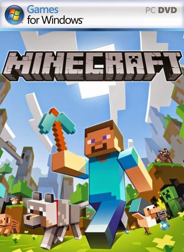 Minecraft PC / Mac 標準版(Mojang下載)