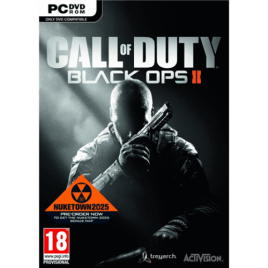 Call of Duty: Black Ops II PC標準版(Steam下載)(英文版)