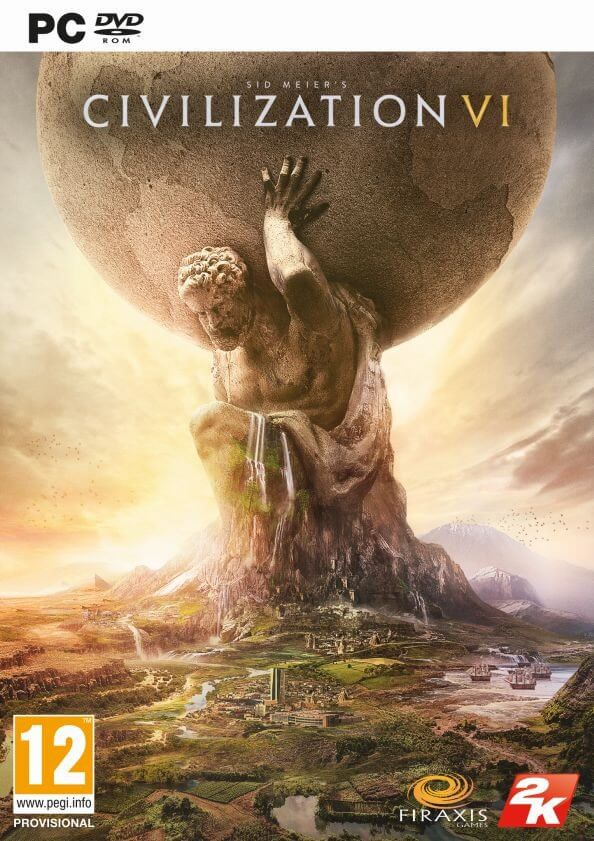 Civilization VI PC標準版(Steam下載)