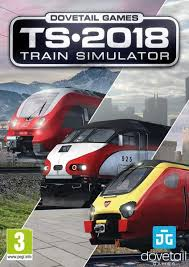 Train Simulator 2018 英文版(Steam下載)