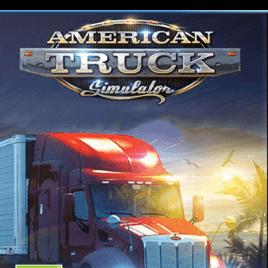 American Truck Simulator PC版(Steam下載)(英文版)