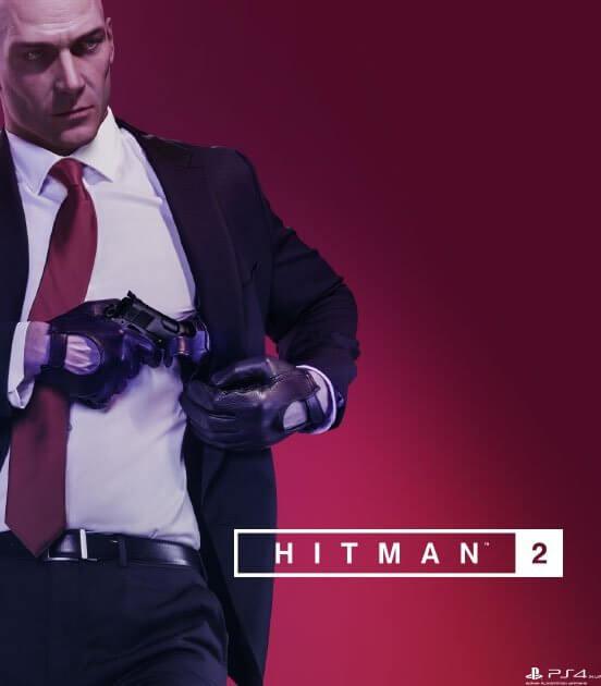 Hitman 2 PC 標準版(Steam下載)