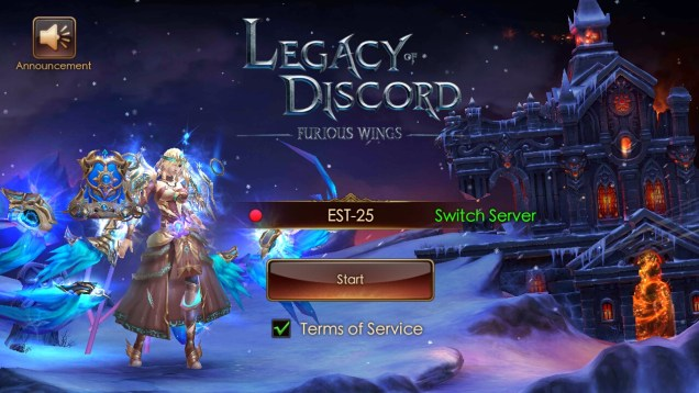 Legacy of Discord 1
