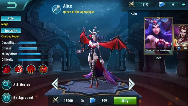 Mobile Legends Exports MOBA 1