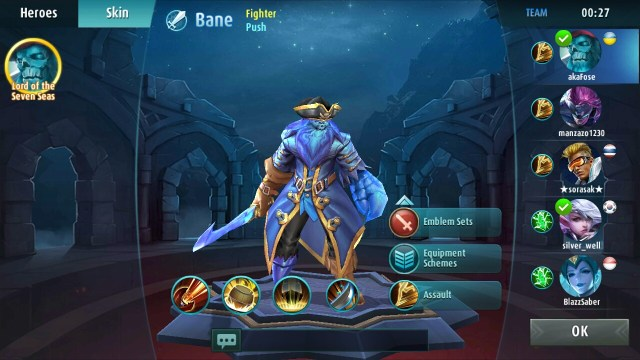 Mobile Legends Exports MOBA 3