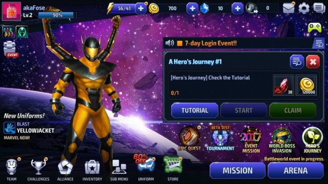 Marvel Future Fight гайд