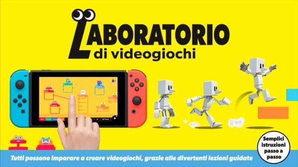 Laboratorio di Videogiochi
