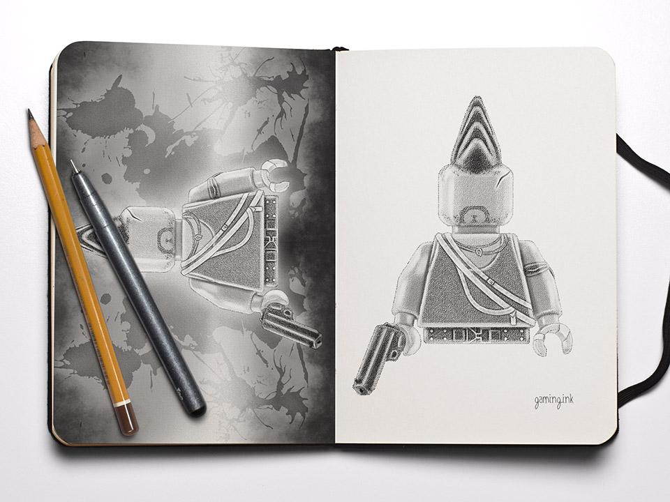 Vaas SketchBook 960