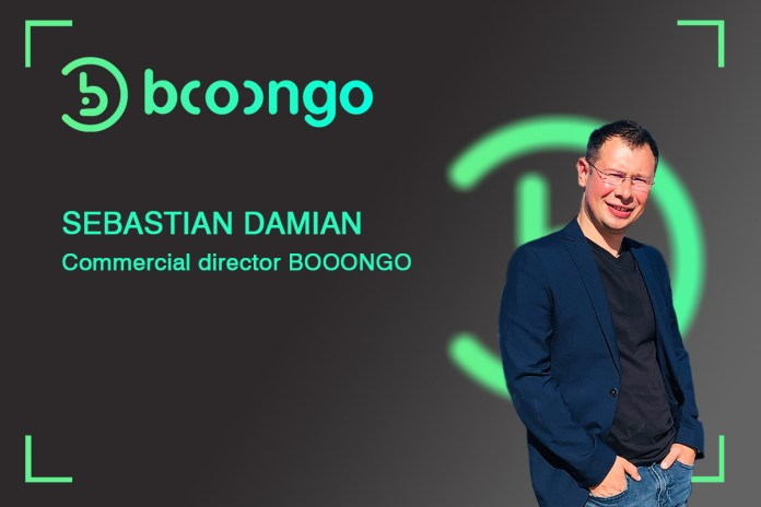 Exclusive Q&A with Sebastian Damian, Commercial Director at Booongo