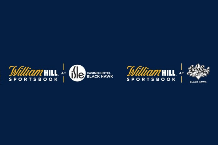 William Hill Brings Sports Betting Kiosks to Isle Casino Hotel & Lady Luck Casino in Black Hawk, Colorado
