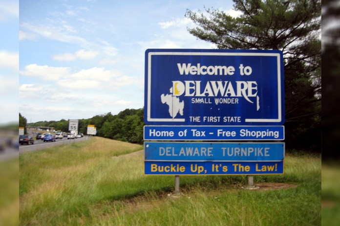 Delaware igaming revenue in July Increases