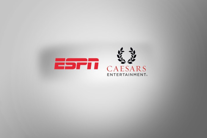 ESPN Signs Deals with Caesars Entertainment and DraftKings