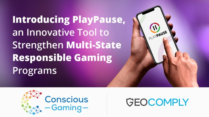 GeoComply Announces PlayPause, An Innovative Tool to Strengthen Multi-State Responsible Gaming Programs
