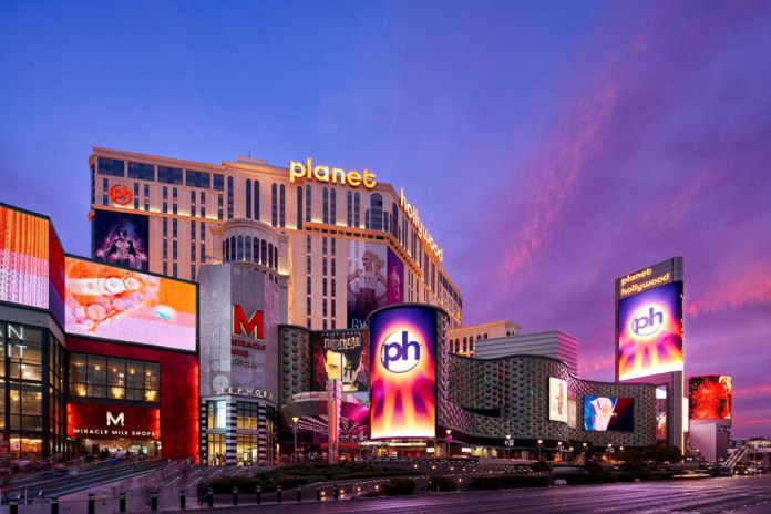 Planet Hollywood Resort & Casino Reopens its Doors