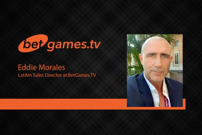 Exclusive LatAm interview with BetGames.TV's Eddie Morales