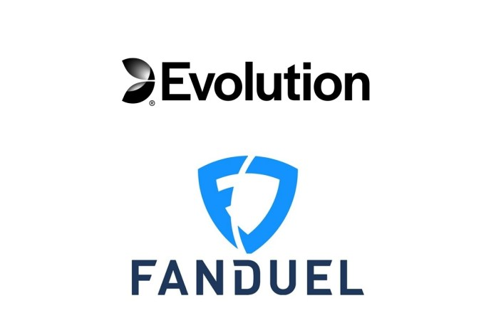 Evolution Live Casino selected by FanDuel Group to expand its US casino offering