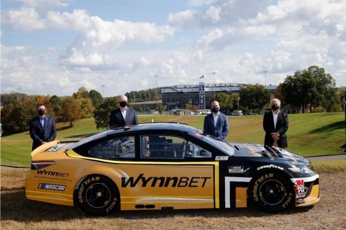 WynnBET Enters into Multi-year Sports Betting Partnership with NASCAR
