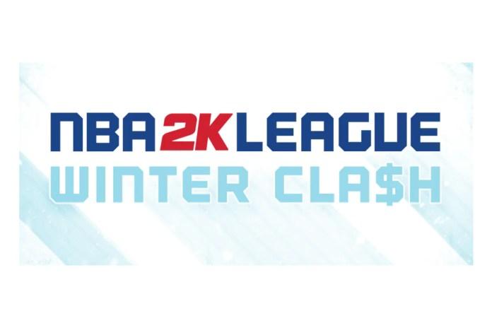 Now Loading: NBA 2K League Winter Cla$h