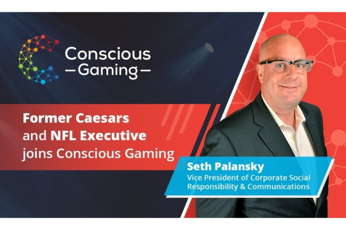 Conscious Gaming Hires Former Caesars and NFL Executive to Senior Post