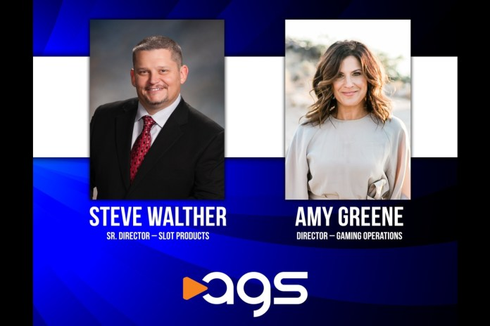 AGS Adds Depth To Slot Products Team
