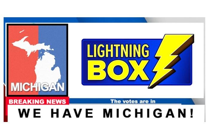 Lightning Box live in Michigan