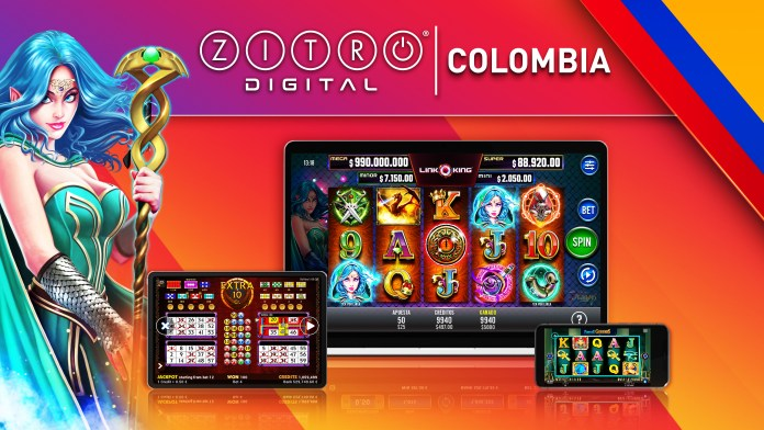 ZITRO DIGITAL READY TO SUCCEED IN ONLINE CASINOS IN COLOMBIA
